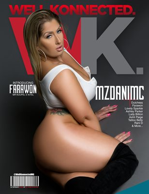May 2018 Issue MzDanimc Cover Girl