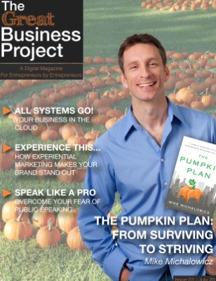 The Great Business Project Magazine