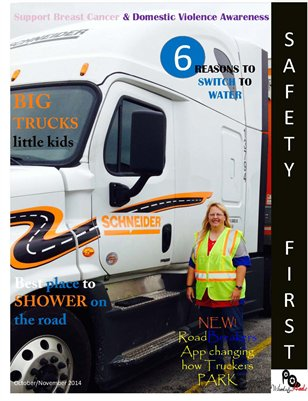 18 Wheels & Heels Magazine- October/November 2014