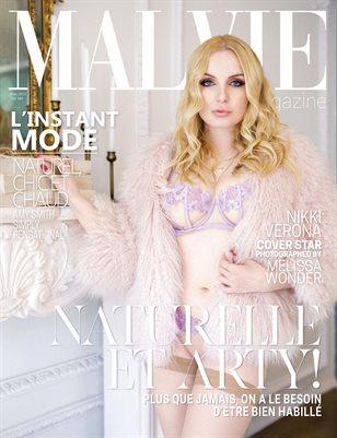 MALVIE Magazine The Artist Edition Vol 169 March 2021