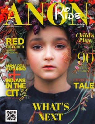 ANON NOV20 Kids Issue Vol. II