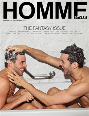 Homme Style 6 - The Fantasy Issue (Cover #3)