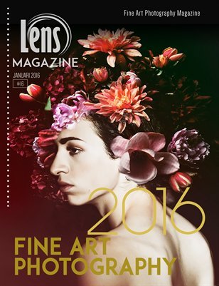 Lens Magazine Issue#16- 2016 First Issue