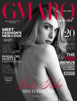 GMARO Magazine April 2020 Issue #13