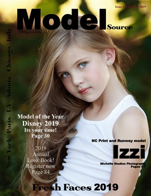 Model Source magazine Issue 1 Volume 11 2019