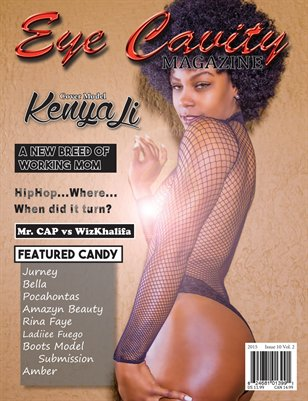 Eye Cavity Magazine 10th Issue