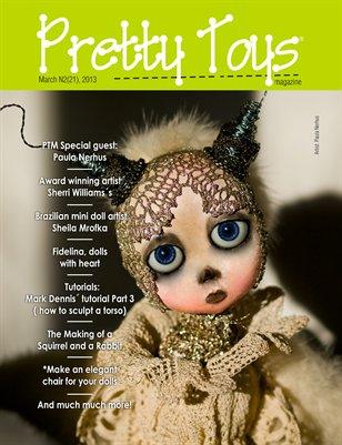 "English ""Pretty Toys"" #2(21), 2014"