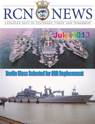 RCN News Magazine July 2013
