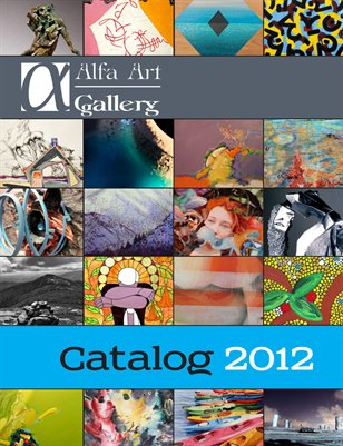 Alfa Art Gallery Catalog 2012
