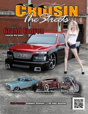 August 2017 Issue, Cruisin the Streets