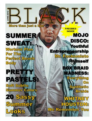 Black Magazine (June Issue)
