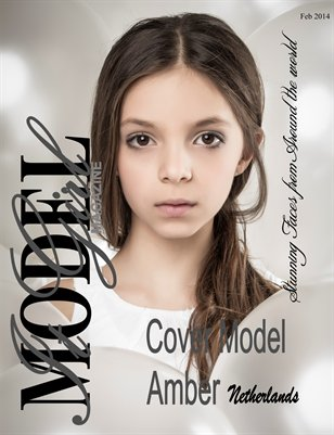 It Girl Model Magazine Stunning Faces from around the World Feb 2014