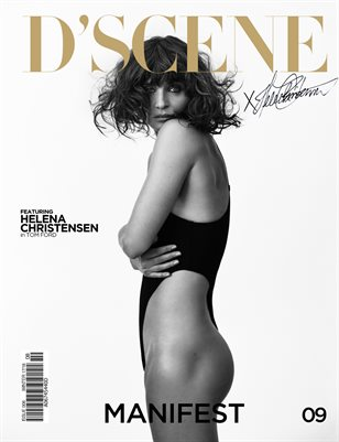 D'SCENE ISSUE 09 - HELENA CHRISTENSEN - VOL 2