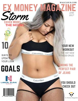Ex Money Magazine Feat Storm The Model 2)