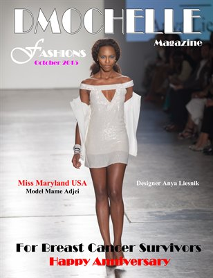 DMochelle Fashions Magazine October 2015