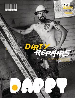 Dappy Sep 2021 GentleMEN Vol 2