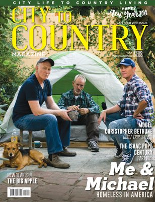 City To Country Magazine Jan/Feb 2018