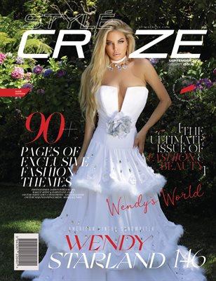 SEPTEMBER 2021 Issue (Vol: 146) | STYLÉCRUZE Magazine