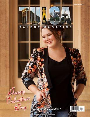 Tulsa Talent Magazine February 2017 Edition