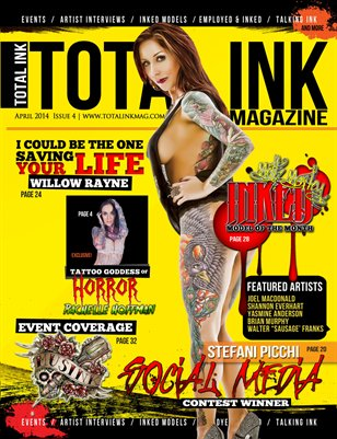 April 2014 Issue 4