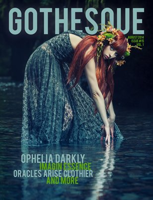 Issue #15 Vol. 1 – August 2014