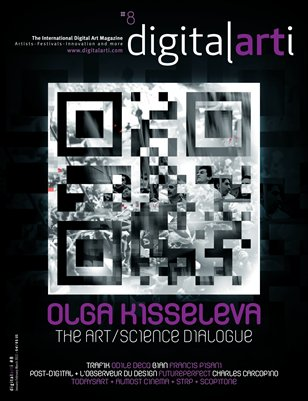 The international Digital Art quarterly magazine - Issue 8