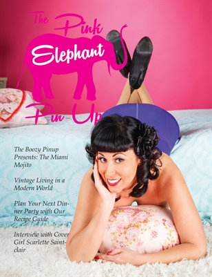 The Pink Elephant Pinup Volume 6