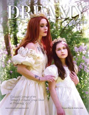 DREAMY Magazine |  Issue 1