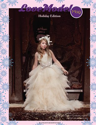 Love Model Mag Holiday Edition