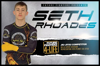 Seth Rhoades FF4LIFE - Poster