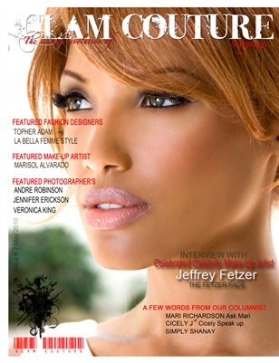 The sensual revolution of Glam Couture Magazine