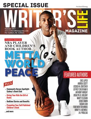 Writer's Life Magazine -Summer 2017 (Special Issue)