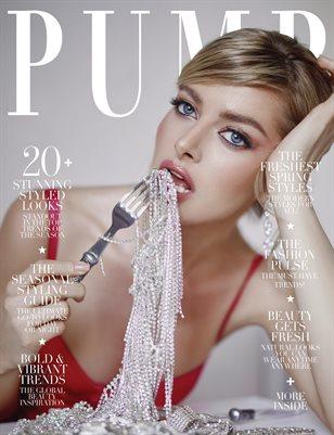 PUMP Magazine | Spring Look-book | Vol.6 | April 2020