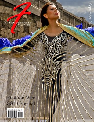 i-Fashion Magazine NY Fashion Week Special Edition