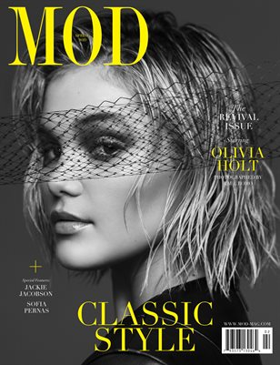 MOD Magazine: Volume 8; Issue 2; THE REVIVAL ISSUE (Cover #2)