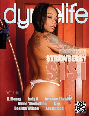Dymelife Magazine #05 (Strawberry SiSi Cover)