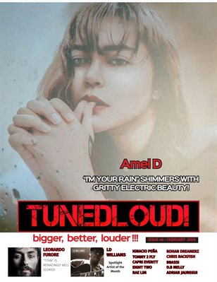 TunedLoud Magazine February 2020