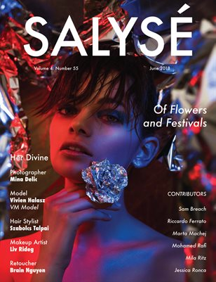 SALYSÉ Magazine | Vol 4 : No 55 | June 2018