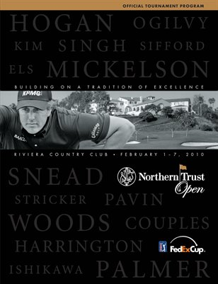 2010 Northern Trust Open