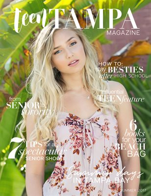Teen Tampa Magazine | Spring issue