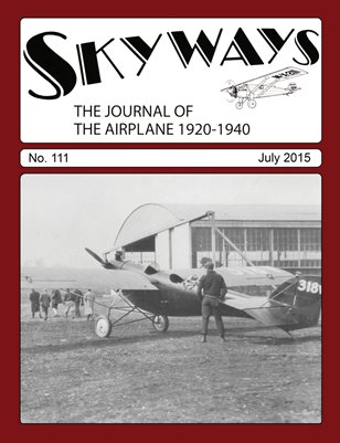 Skyways #111 - July 2015