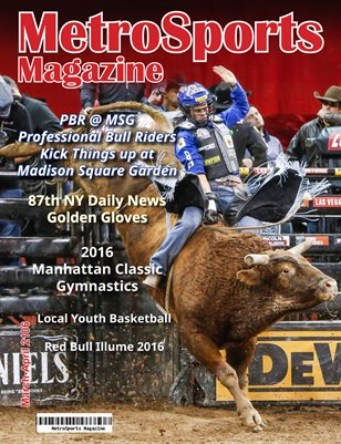 MetroSports Magazine Mar/Apr 2016