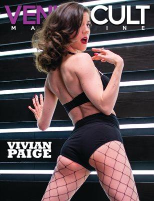 Venus Cult No.33 – Vivian Paige Cover