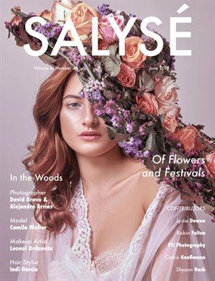 SALYSÉ Magazine | Vol 4 : No 48 | June 2018
