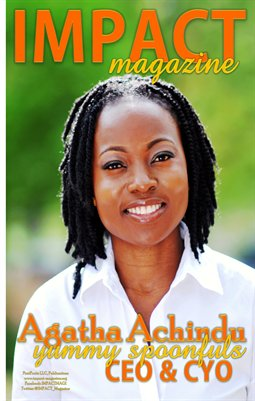 IMPACT Magazine March Issue w/Agatha Achindu