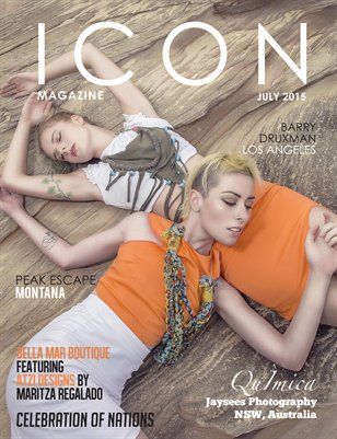 ICON MAG July 2015