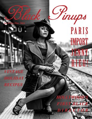 Black Pinups Issue 6