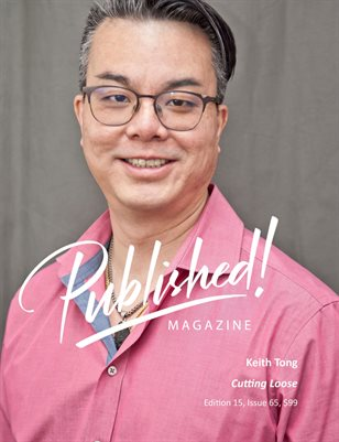 PUBLISHED! #15 Excerpt featuring Keith Tong!