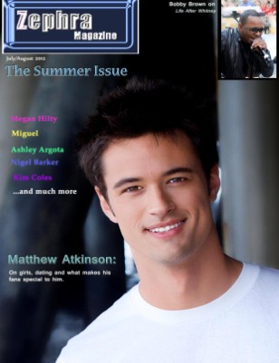ZEPHRA MAGAZINE: Issue #2 (Matthew Atkinson)