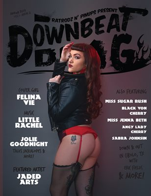 Downbeat Drag Vol. 1, Issue 2